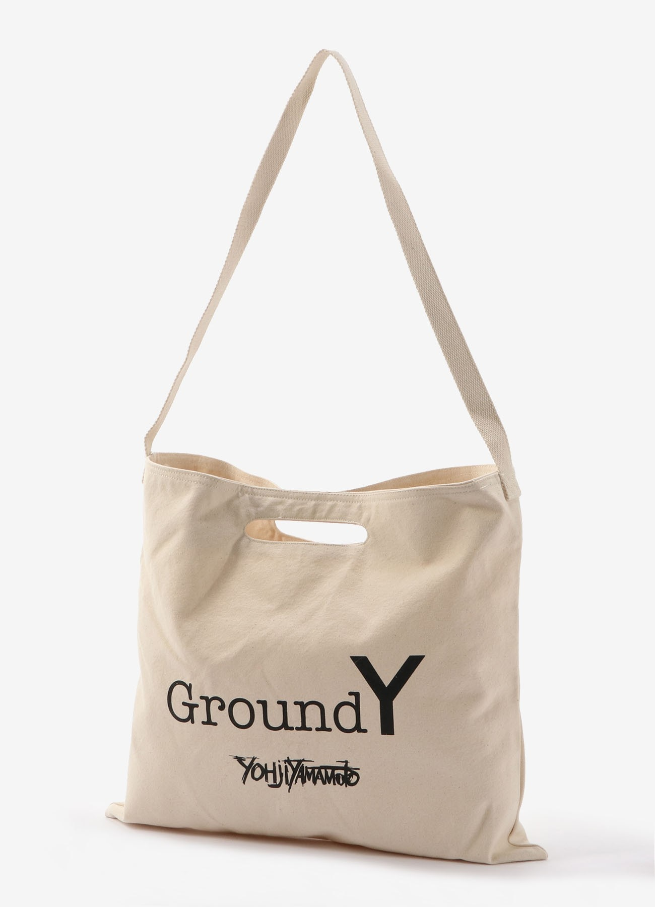 3Way Canvas Tote Bag