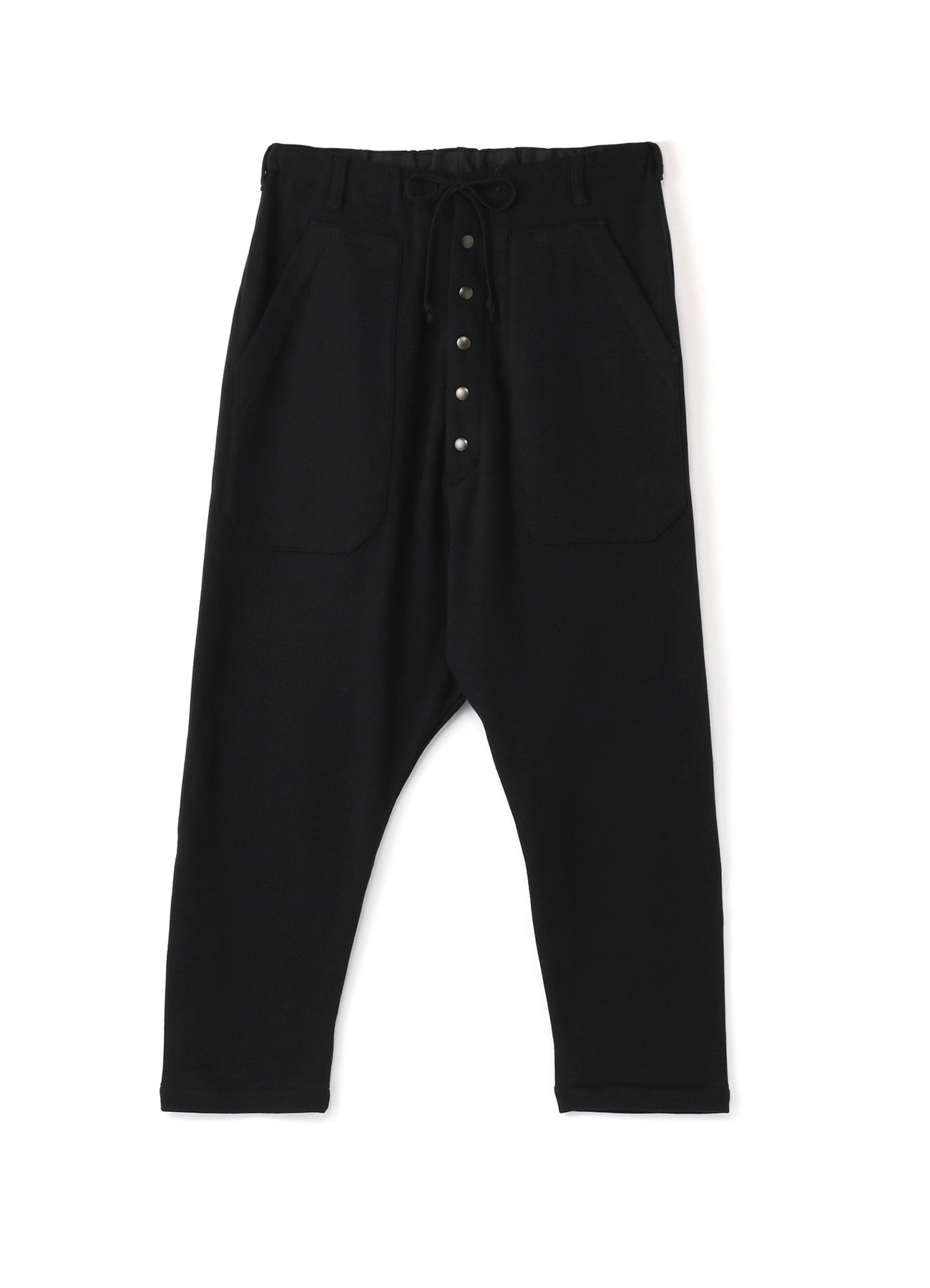 French Terry Sarouel Pants