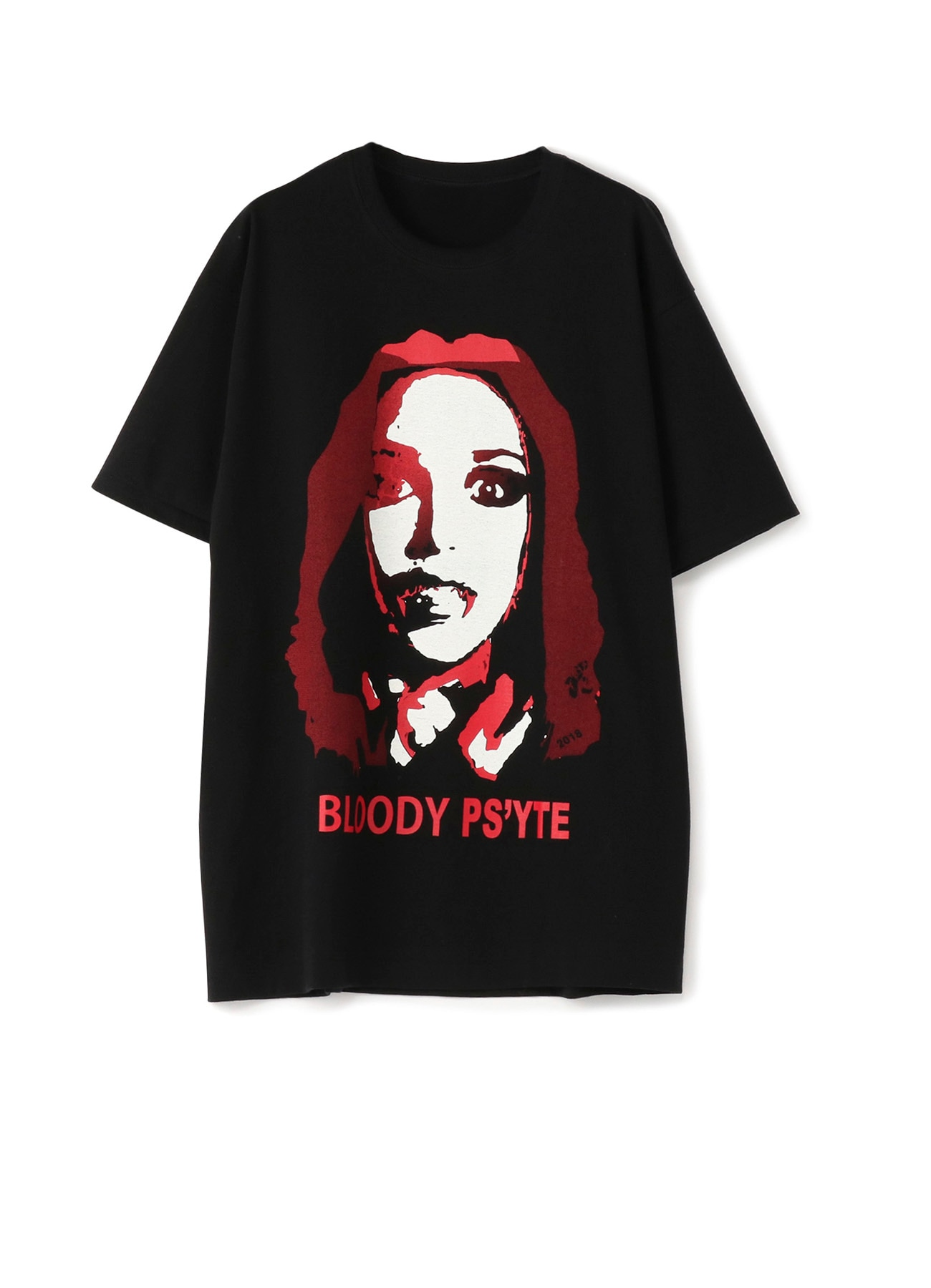 20/CottonJersey Bloody PS'YTE T-Shirt