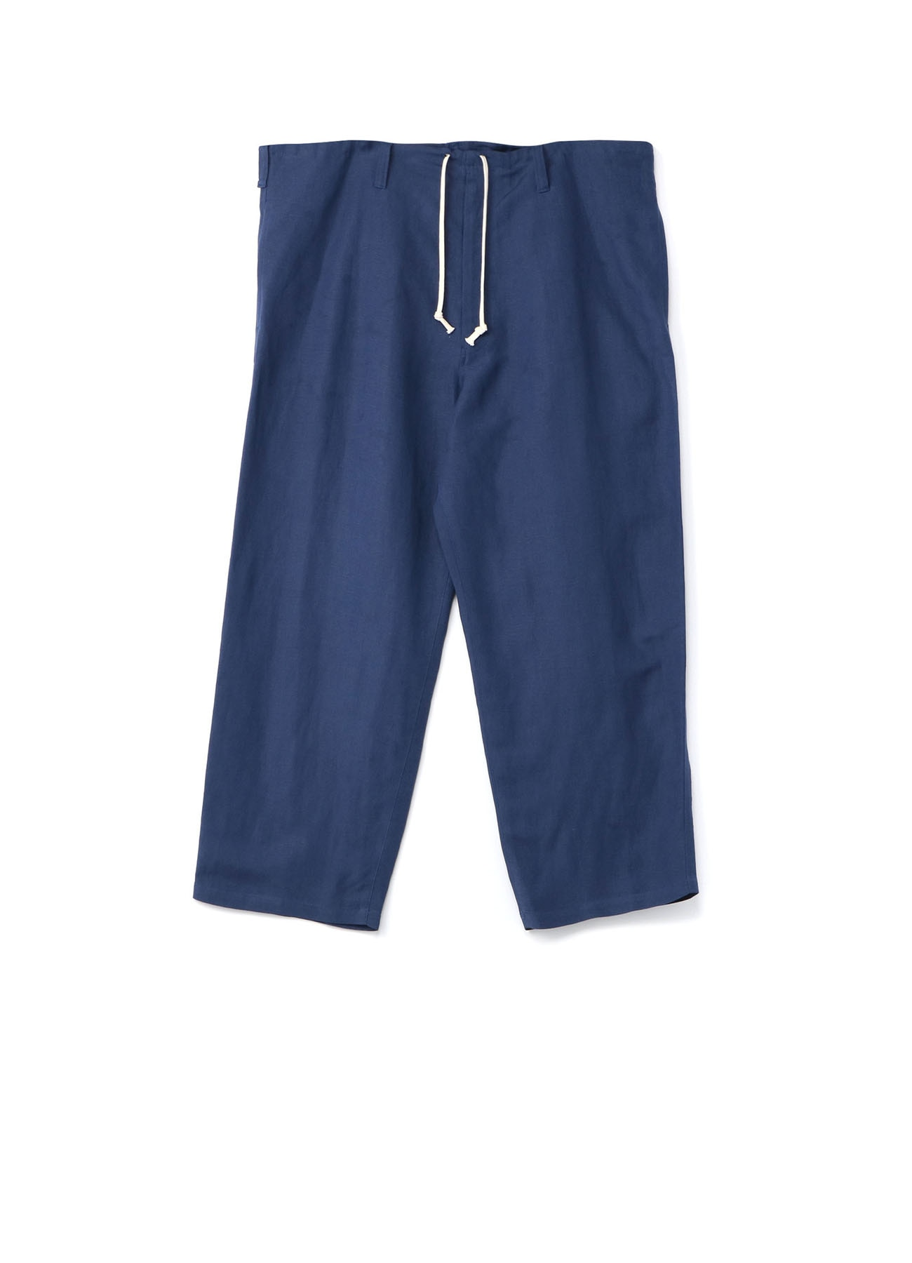 Rayon Linen Easy Cross West Cord Pants