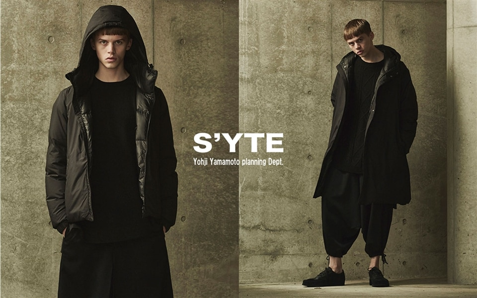 【New Arrivals】S'YTE DOWN JACKET