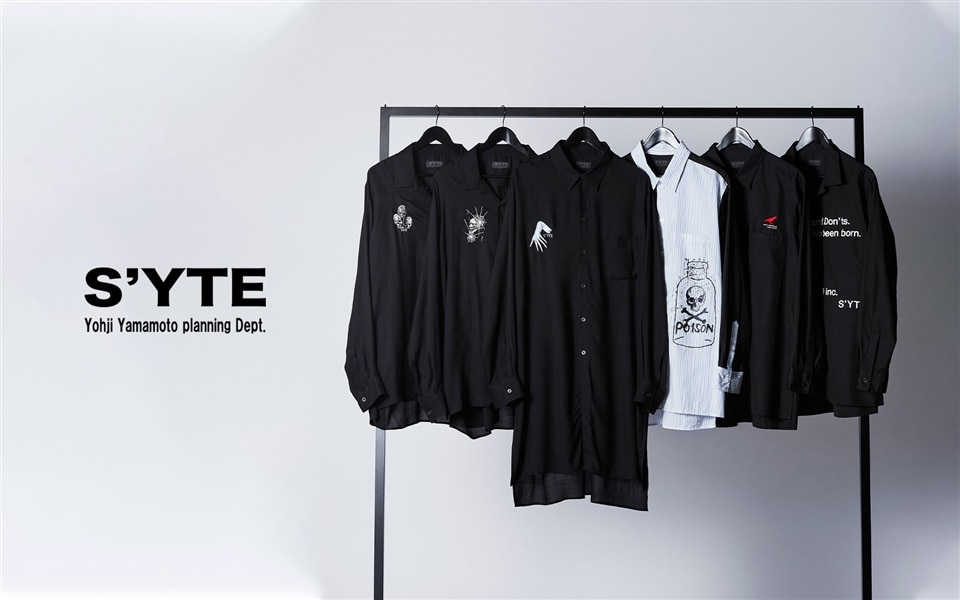 【New Arrivals】S'YTE GRAPHIC SHIRTS