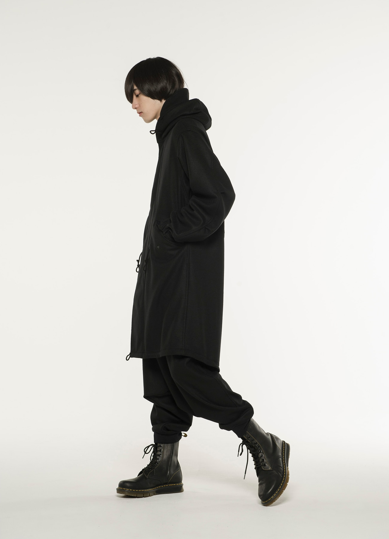 Compression Wool Mods Coat