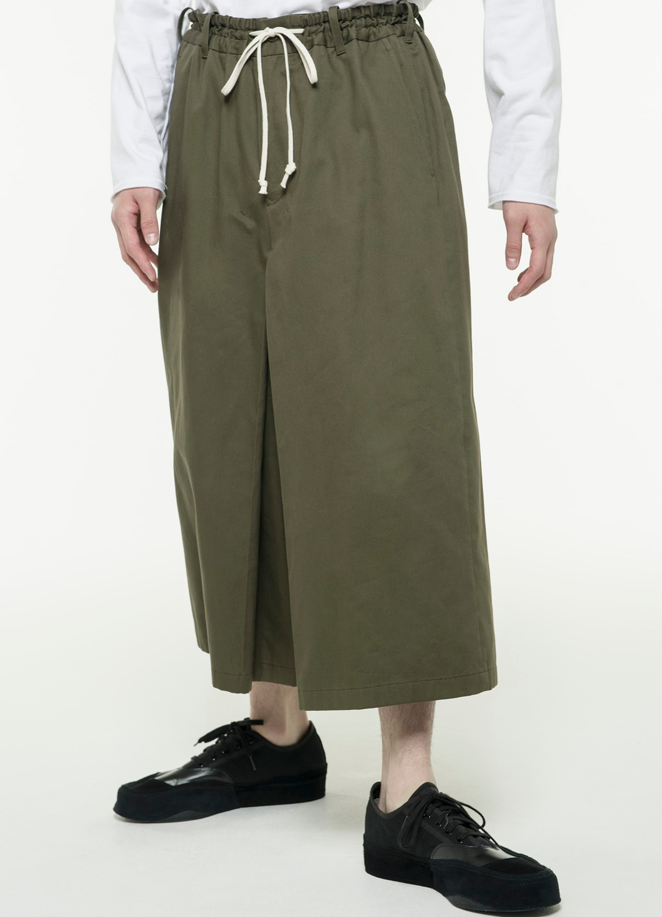 20/Cotton Twill Hakama Pants