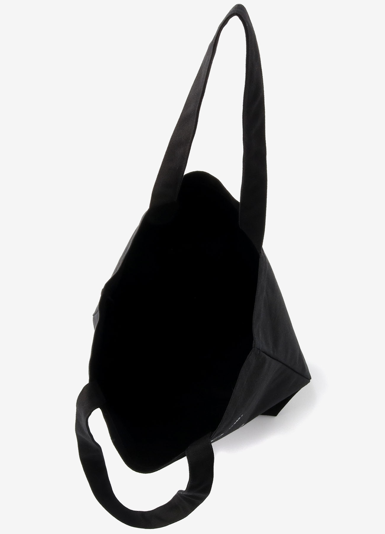 """Black is Modest"" Message Tote"