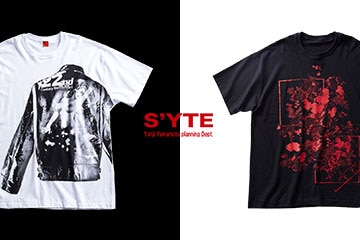 【New Arrivals】S'YTE GRAPHIC T Vol.3