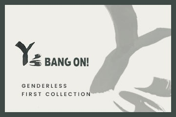 【New Arrivals】Y's BANG ON!