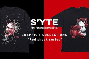 【New Arrivals】S'YTE GRAPHIC T COLLECTIONS Vol.5